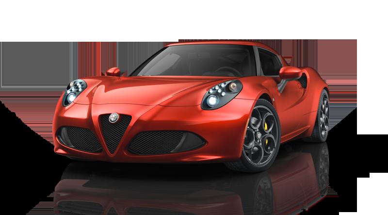 Alfa Romeo 4C Coupè/Spider