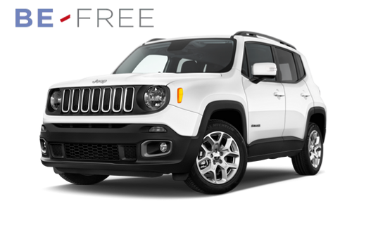 Jeep Renegade € 269+iva