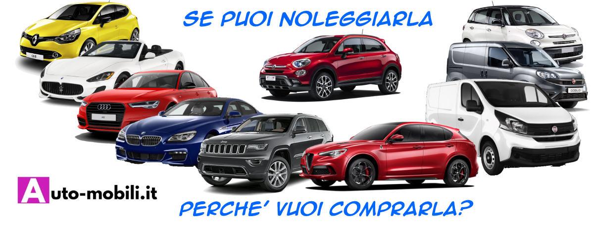 noleggio auto a lungo termine Udine