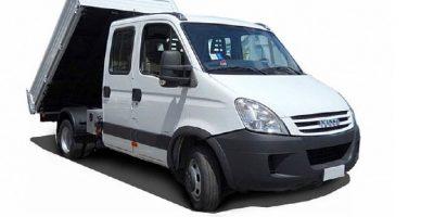 Iveco Daily Doppia cabina DCB 35S12 D 6+1 3450 Ruote Singole