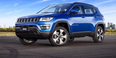 Jeep Compass 2.0 Multijet II 140CV 4WD AT9 Longitude