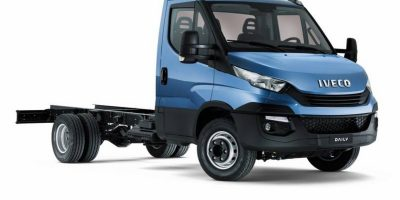 Iveco Daily 35s14N Blue Power 3450 Quad-Leaf Rs